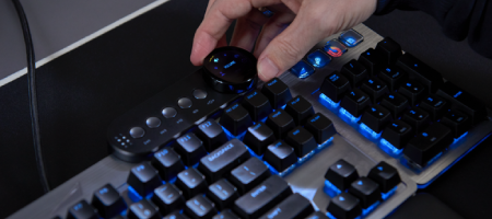 Introducing Everest: The most innovative and customizable keyboard to achieve peak performance.